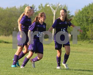 LHS Girls Soccer vs. KC Christian