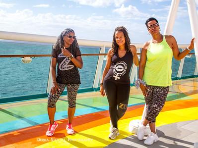 Capital Jazz Cruise Exercise gurus