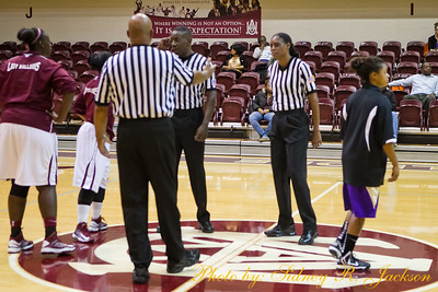 AAMU 2012-2013 Women Basketball