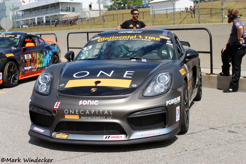 GS-CJ Wilson Racing