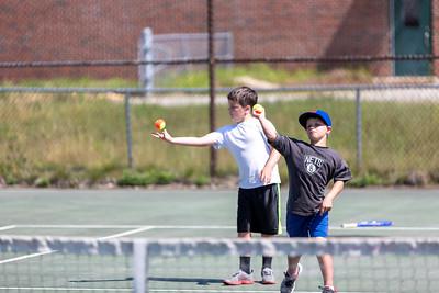 2015 Summer Tennis Clinic