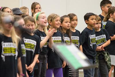 Deterding Choir 3/18/16