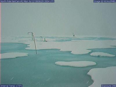 North Pole Web Cam1 2004