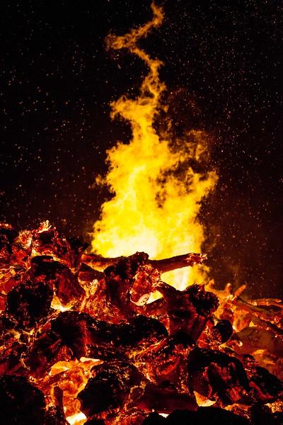 Bonfire Burnoff - Fast
