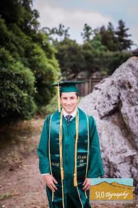 Jordan's Graduation Portraits