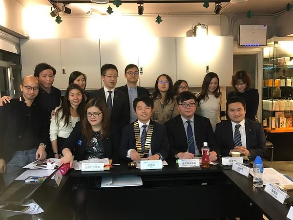 20161213 - 12月月份董事局會議