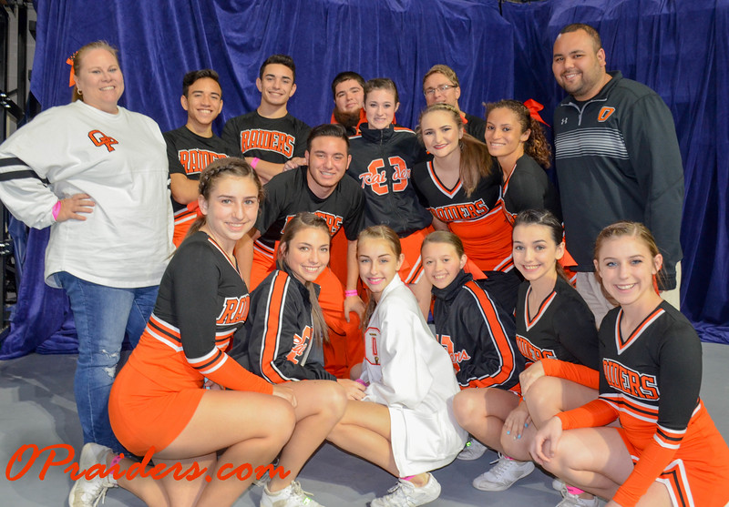 State Cheer Competition 2017