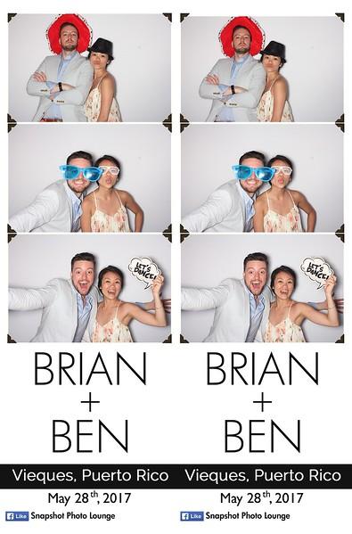 Brian & Ben's Wedding - May 28th, 2017