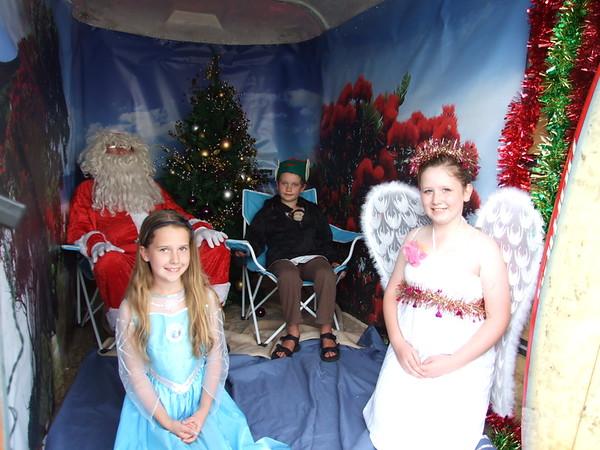 Santa - Thur 18th