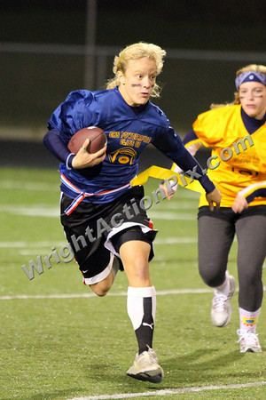 2010 Clarkston Powder Puff Game
