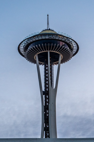 Day 53 23rd July 2019 Seattle Space Needle & Chihuly Garden and Glass