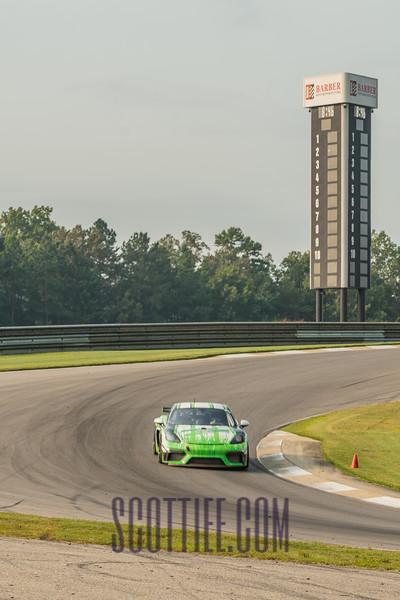 718 Cayman GT4 ClubSport #540
