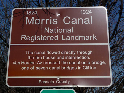 Morris Canal scouting trips