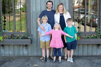 Drevlow Family