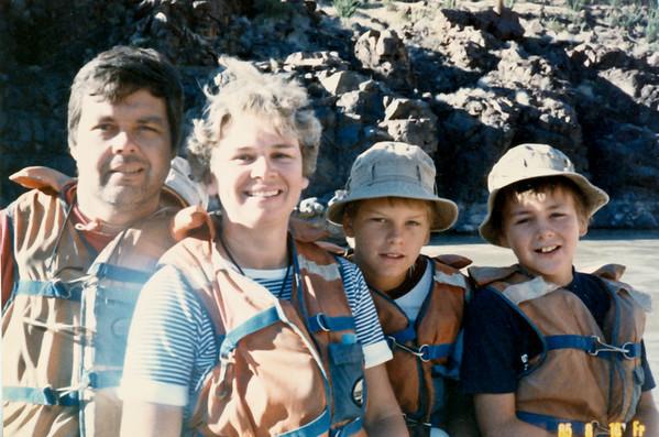Grand Canyon 1985