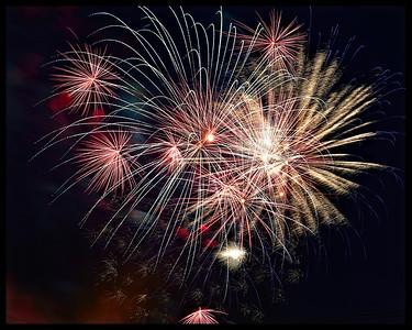 2019 Fireworks Images