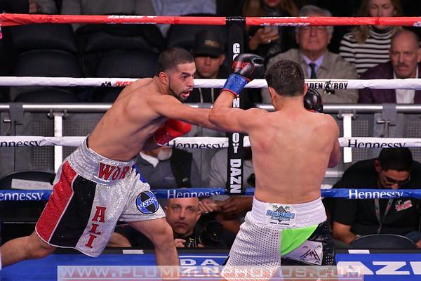 Sadam Ali vs. Mauricio Herrera