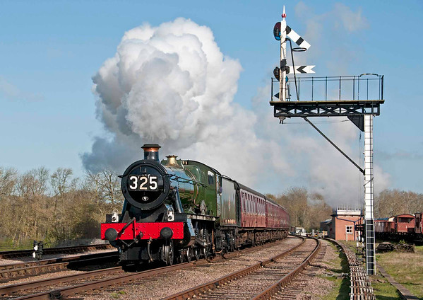 GWR 4-6-0 6990 Witherslack Hall