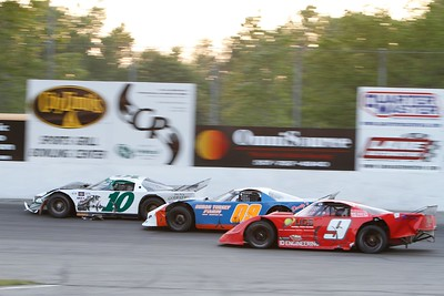 ARCA Gold Cup Series, Spartan Speedway, Mason, MI, May 27, 2012