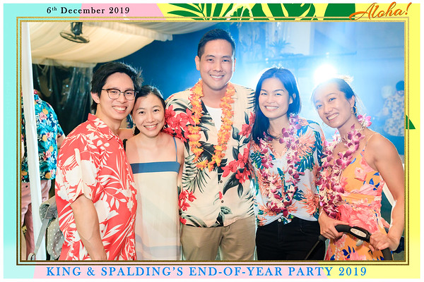 King & Spalding's End of Year Party (Roving Photography)