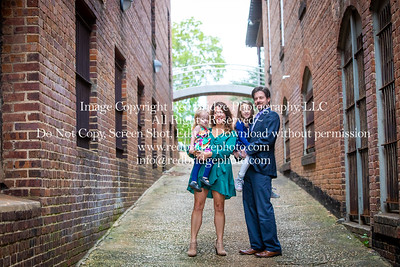 The Farley Family : Raleigh, NC