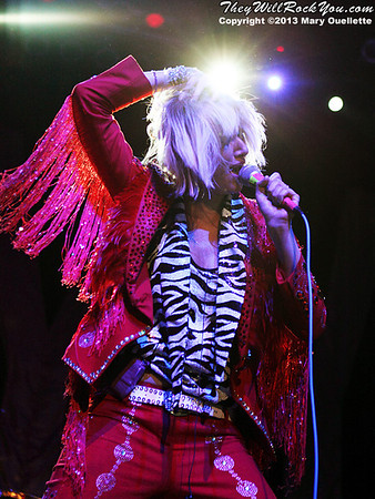 Yeah Yeah Yeahs <br> May 12, 2013 <br> House of Blues - Boston, MA <br> Photos by: Mary Ouellette