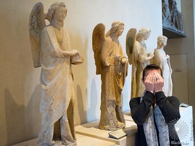 Deuxième Visite au Louvre