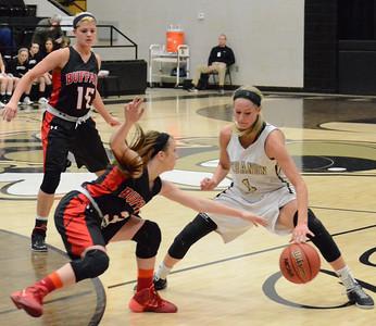 Basketball - LHS Girls 2013-14