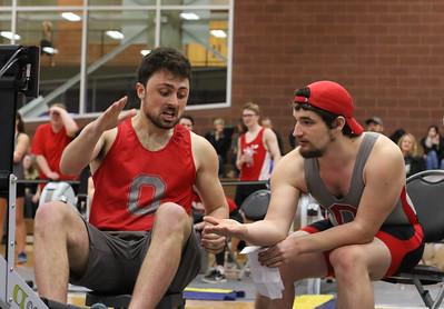 2018 Midwest Championship Erg Sprints