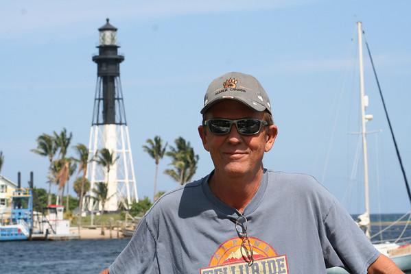 HILLSBORO RIVER LIGHTHOUSE FLORIDA