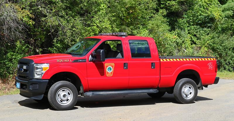 Squad 1   2012 Ford F-350