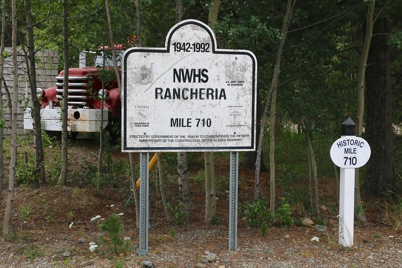 Historic Mile 710