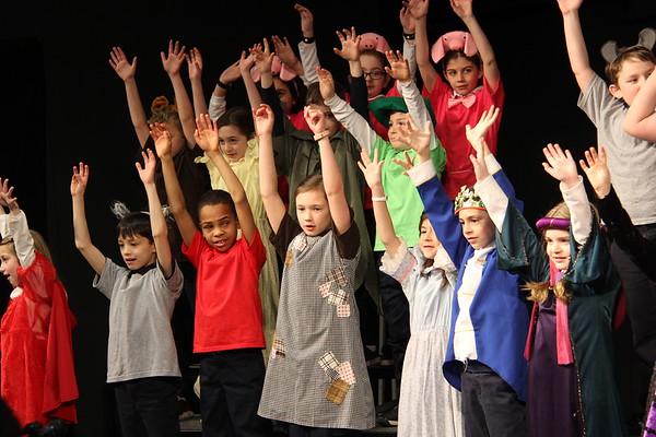 Grade 3 Performance: Character Matters