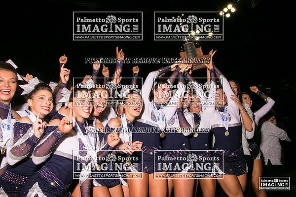 Chapin High School State Cheer 2018
