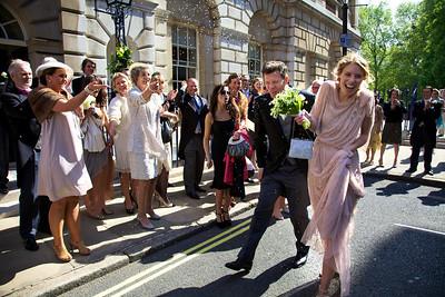 Helle & Richard's Wedding