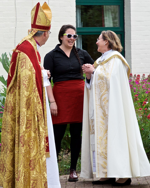 The Vicar, the Bishop and the Rapper