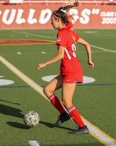 Girls Soccer Varsity • Judge - Providence Hall • 09-22-2020