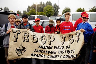 10/22/2005 - Walk Against Drug @ Mission Viejo