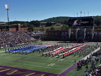 2017 09 23 JMU Family Weekend with Robby