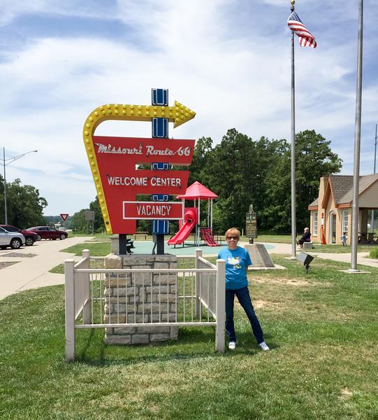 Tamra Route 66