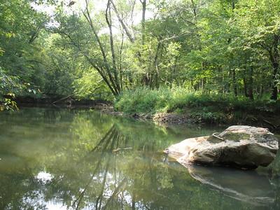 Lakes, Rives, and Streams