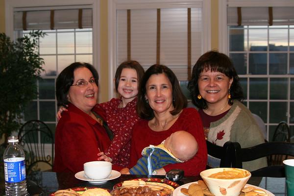 Thanksgiving 2006 - Thursday, November 23, 2006