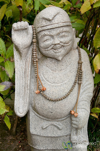 Buddhist Statue, Daisho-In Temple - Miyajima, Japan