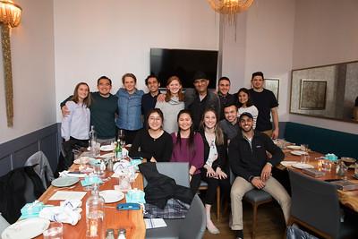 Stars of Calpoly - Dinner with Ashraf - 21 February 2019