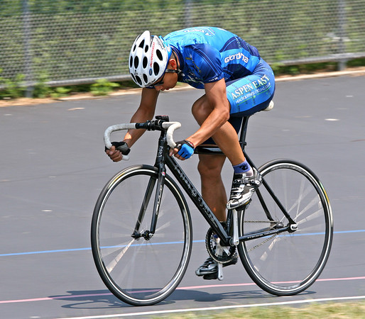Kissena Training 07-12-08