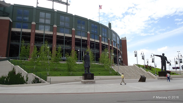 Lambeau Field, Green Bay Packers 24 May 2016