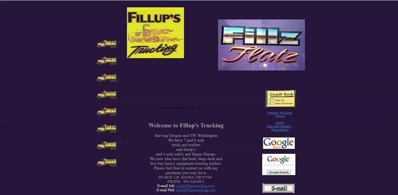 fillups trucking.mp4