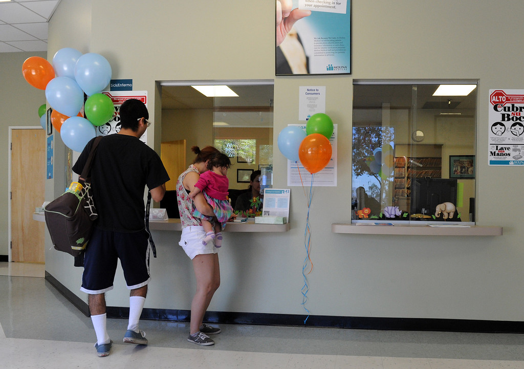 . Today kick off the first day of open enrollment for Covered CA, the marketplace for affordable, private health insurance, Molina Medical  hosted an informational event for its patients and the Inland Empire community.