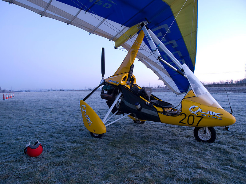 'Little Nelly' I called her. A real beauty. This was my form of transport for witnessing and capturing the bore from the air. I sat in line and behind the pilot and totally exposed to the elements. It was bloody freezing up there. -5C on ground! Olympus E3, 12-60mm SWD