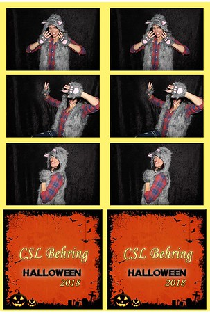 CSL HALLOWEEN PARTY 2018